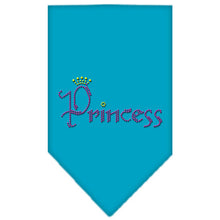 Load image into Gallery viewer, Princess Rhinestone Bandana