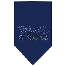 Load image into Gallery viewer, Trouble Maker Rhinestone Bandana