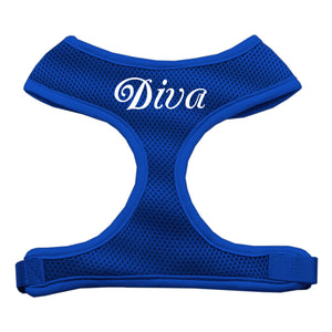 Diva Design Soft Mesh Harnesses