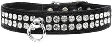 Load image into Gallery viewer, Style #72 Rhinestone Designer Croc Dog Collar