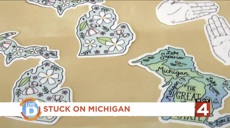Michigan Sticker Mega Pack