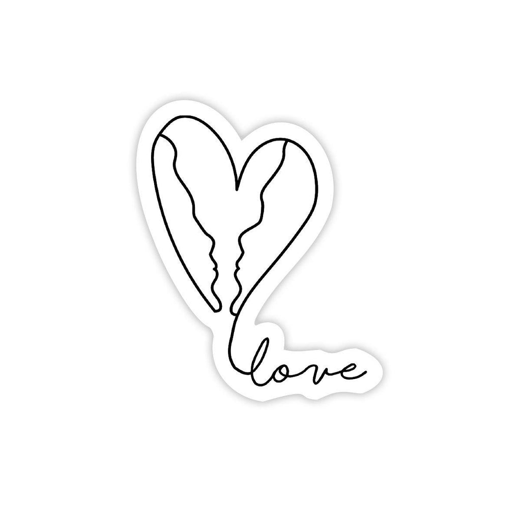 """Love"" sticker (valentine's day edition)"
