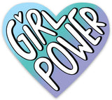 Girl Power Sticker 9 Pack