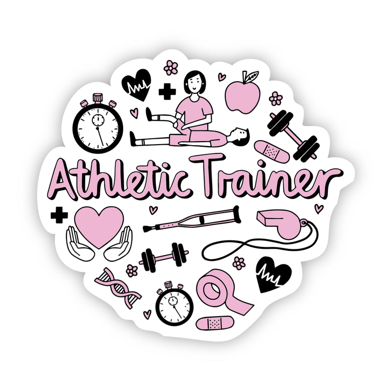 Athletic Trainer Sticker
