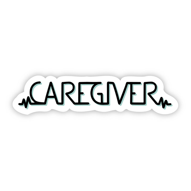Caregiver Sticker