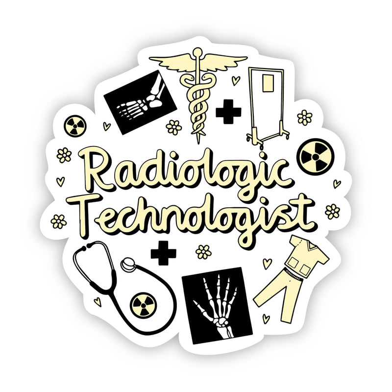 Radiologic Technologist Sticker