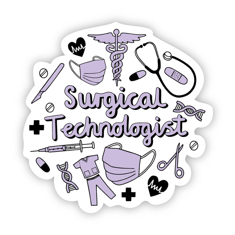Surgical Technologist Sticker