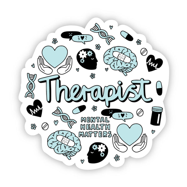 Therapist Sticker