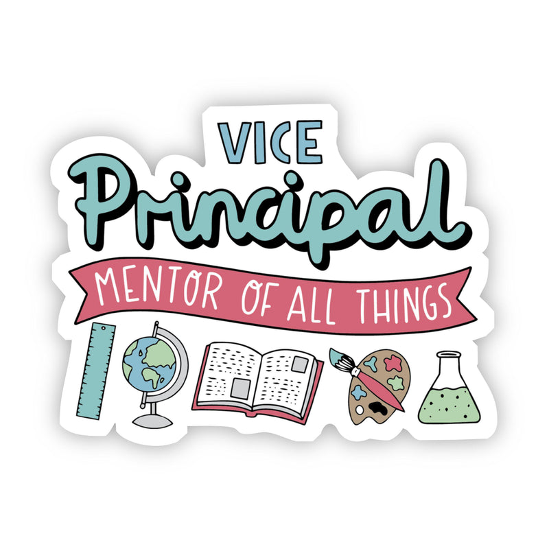Vice Principal Sticker