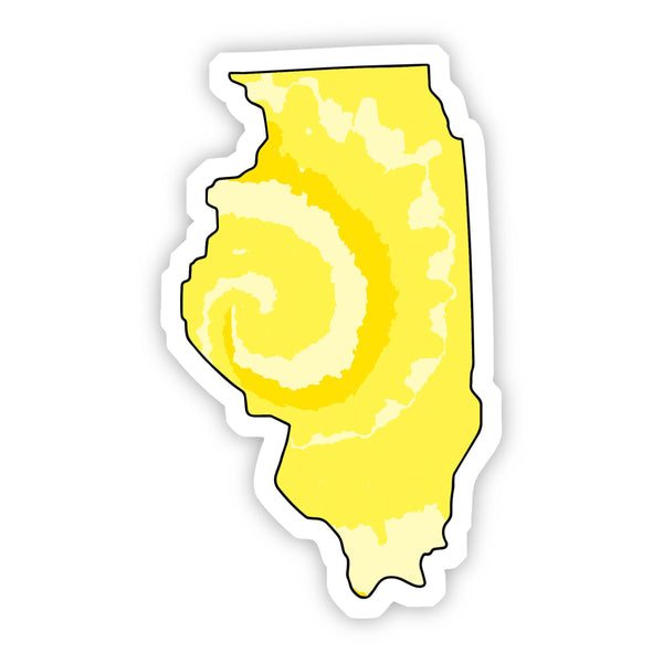 Illinois Yellow Sticker