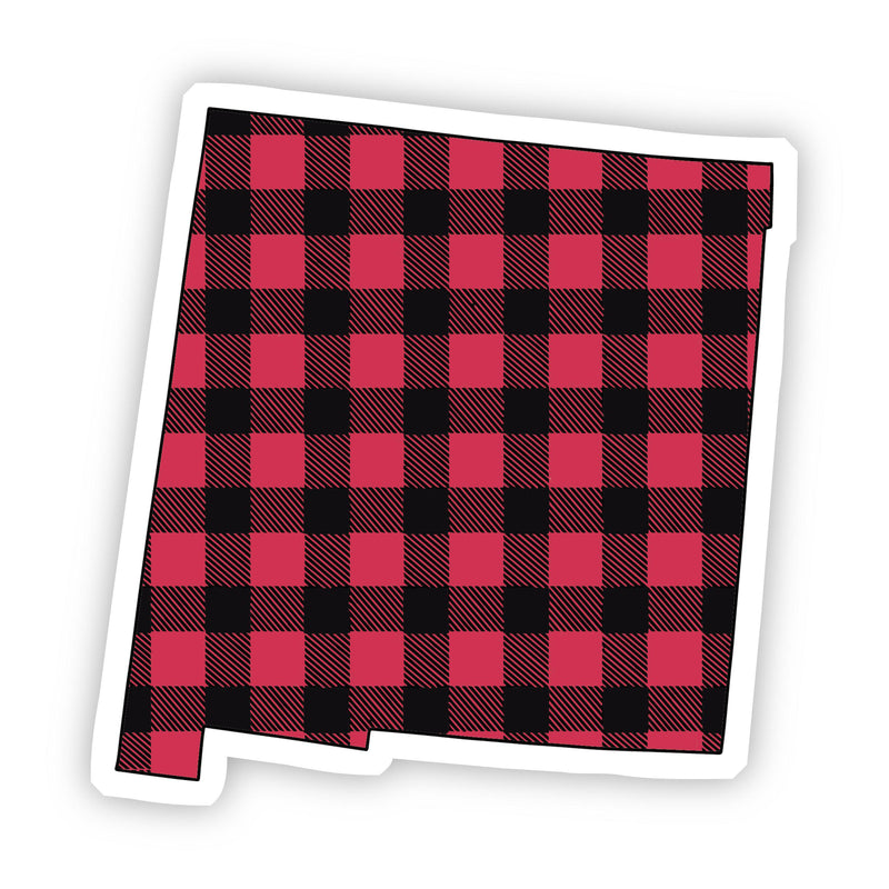 New Mexico Flannel Sticker