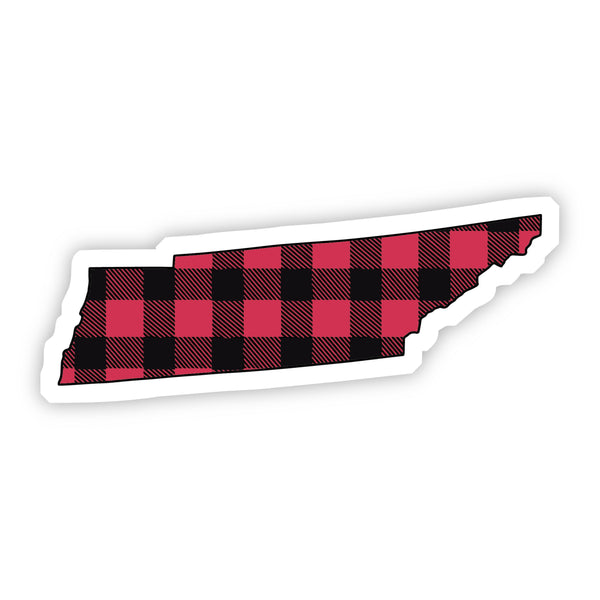 Tennessee Flannel Sticker