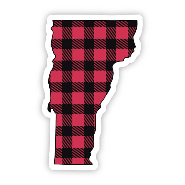 Vermont Flannel Sticker