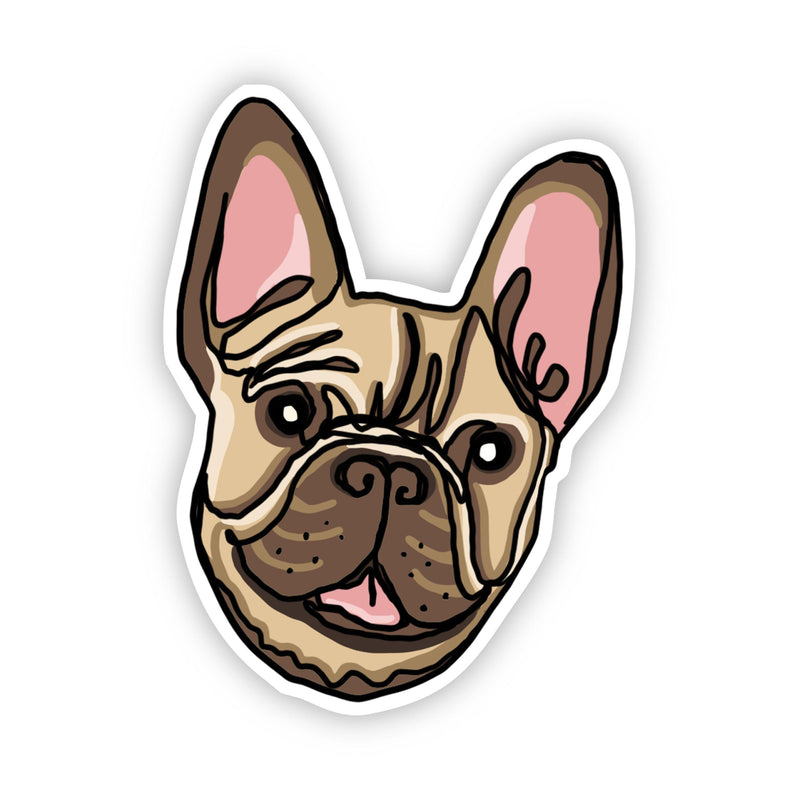 French Bulldog Dog Sticker