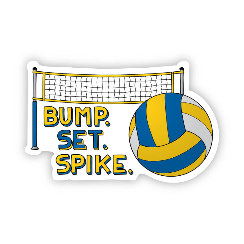 Volleyball Sticker
