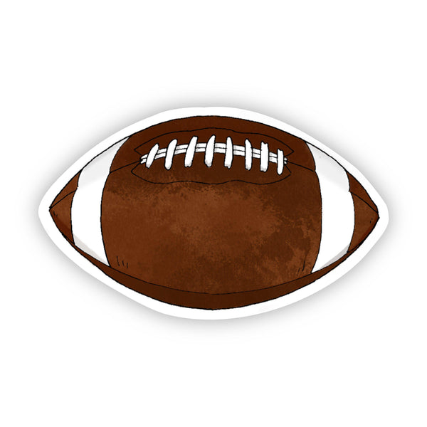 Football Fall Sticker