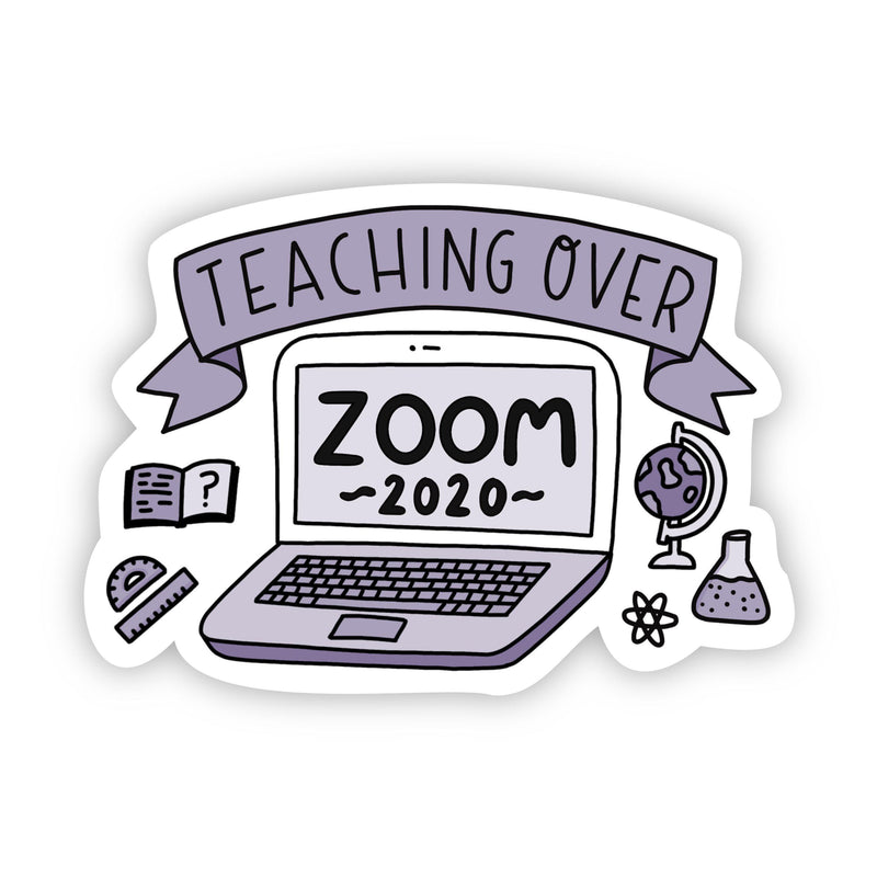 Teaching over zoom 2020