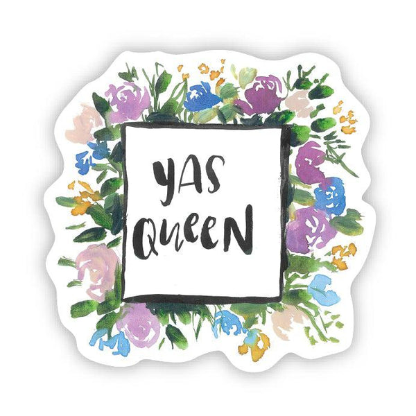 Yas Queen - Floral