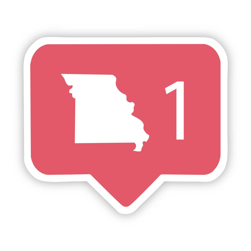 Missouri Social Media Comment Sticker