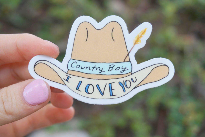 country boy I love you