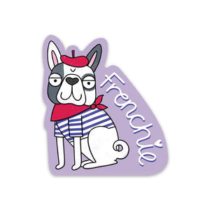 Frenchie Dog Sticker