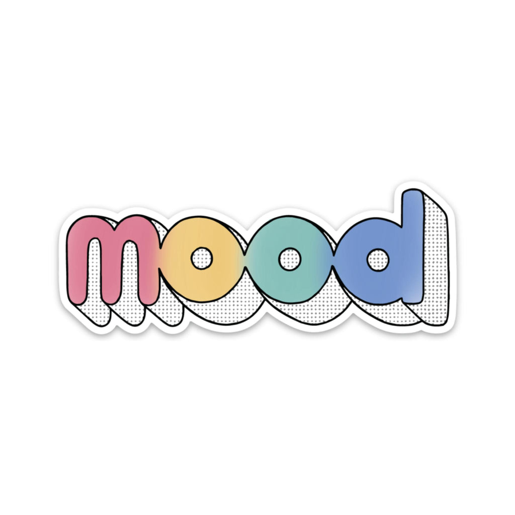 Mood Sticker