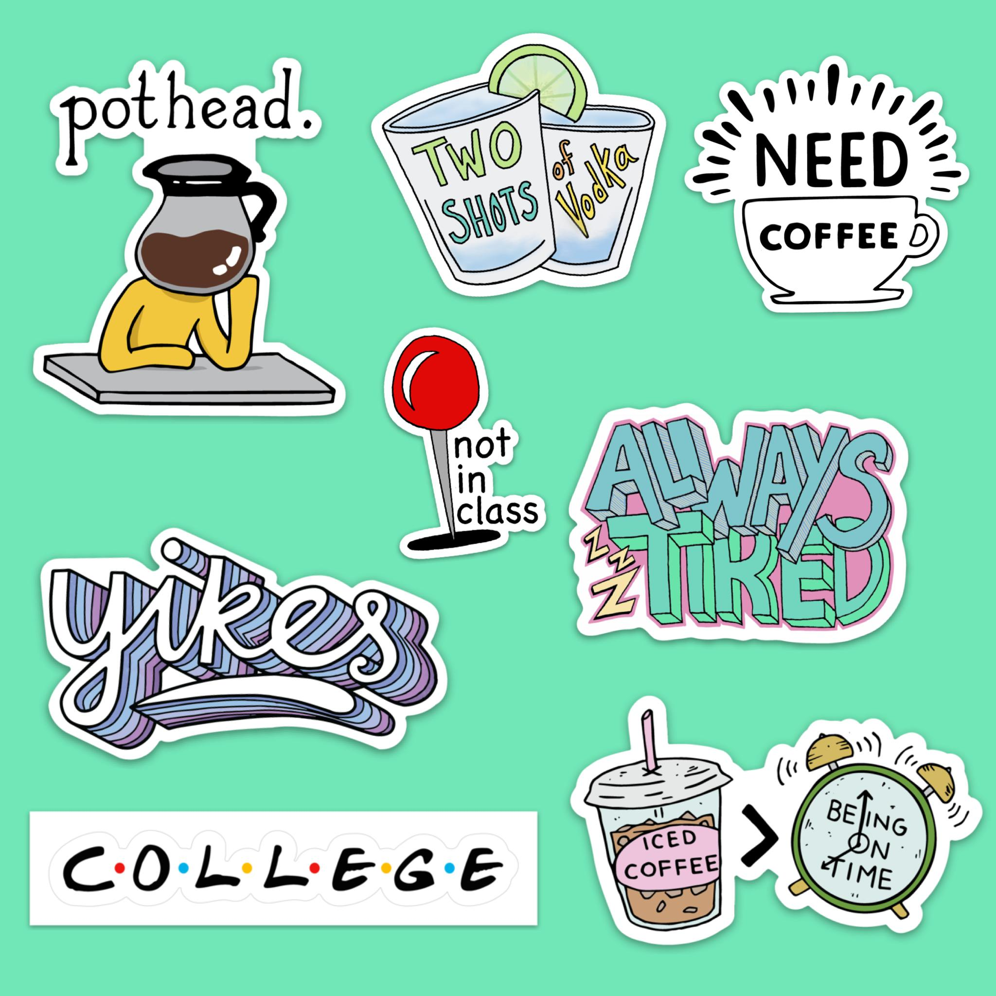 The @CollegeStudent Starter Pack