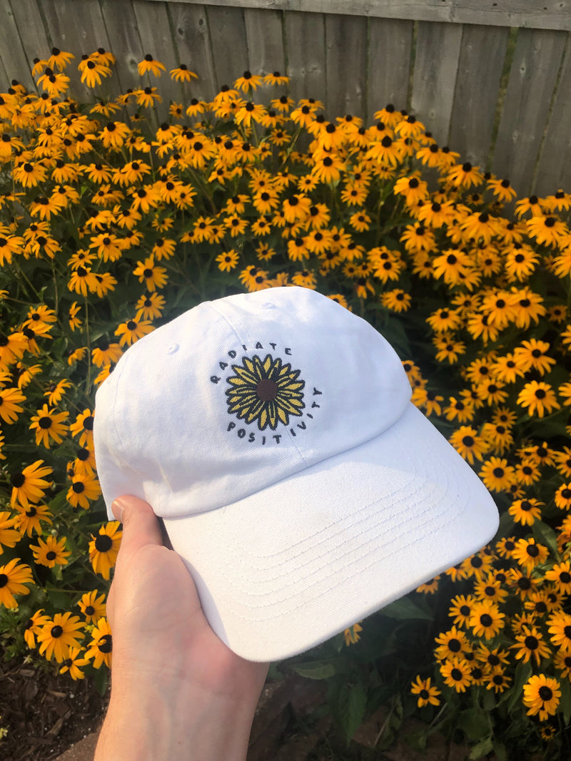 Radiate Positivity Dad Hat