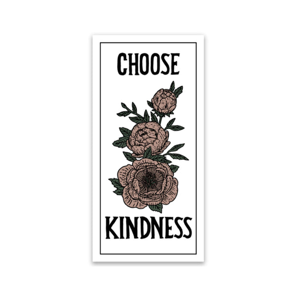Choose Kindness Sticker - Box