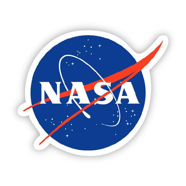 NASA Logo Sticker