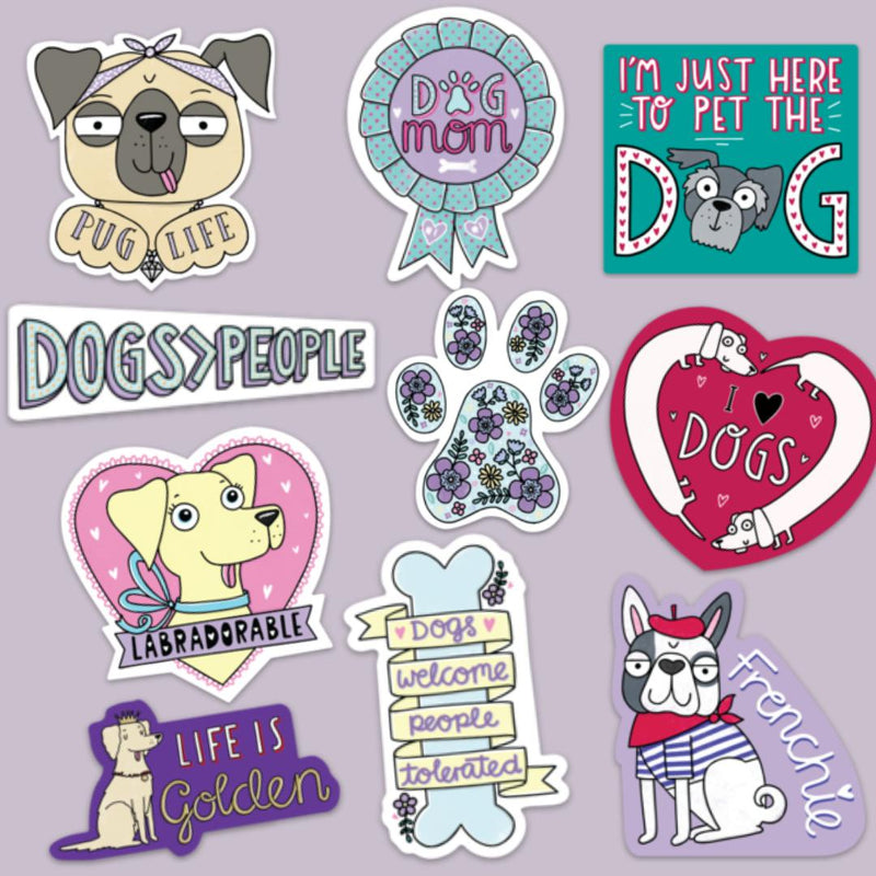 Puppy Love Sticker 10 Pack
