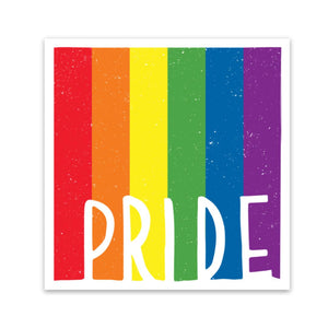 Pride Sticker - Flag