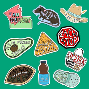 Vine Sticker 10 Pack Prime