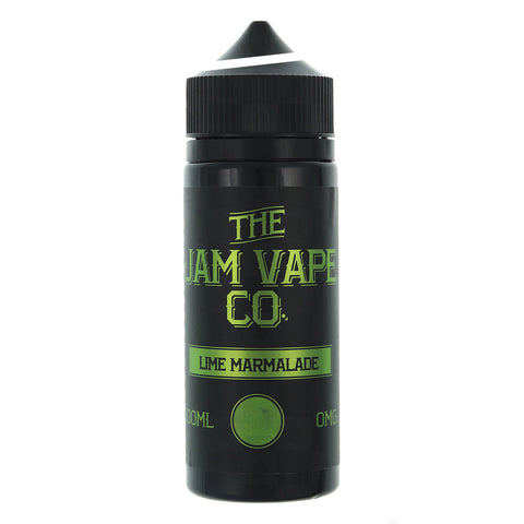 Jam Vape Co Lime Marmalade Eliquid