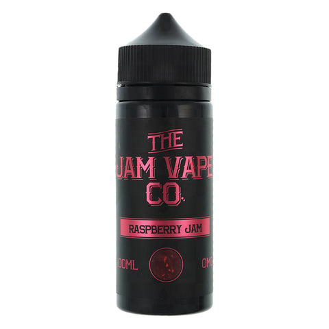 Jam Vape Co Raspberry Jam Eliquid