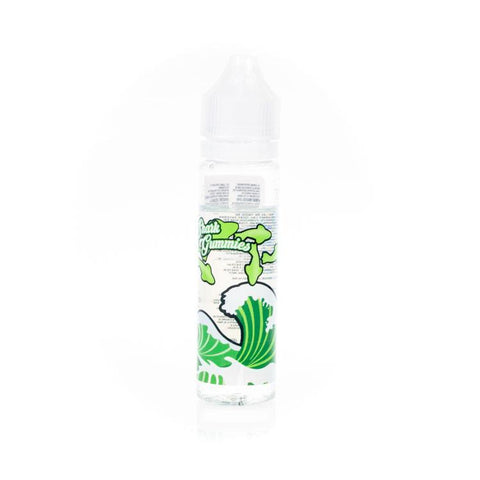 Shark Gummies Green Eliquid