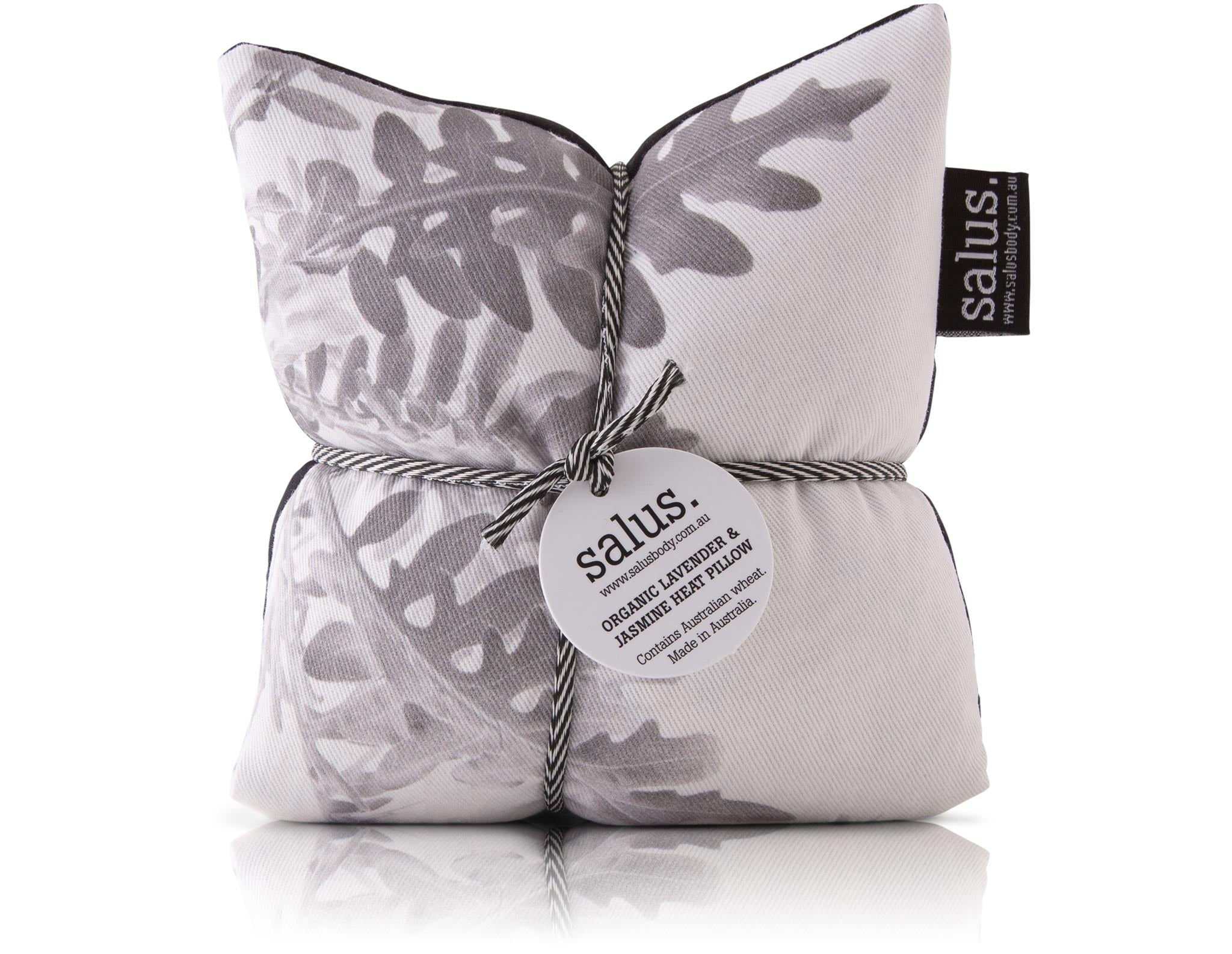 Grey Botanical Lavender & Jasmine Heat Pillow