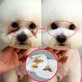100PCS/Set Pets Cleaning Wet Wipes Tear Stain Remover
