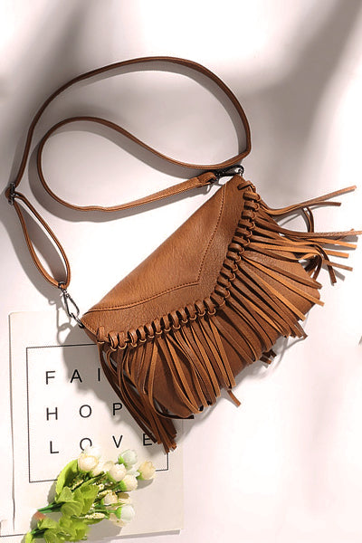 Sincerely Stylish  Tassels Purse