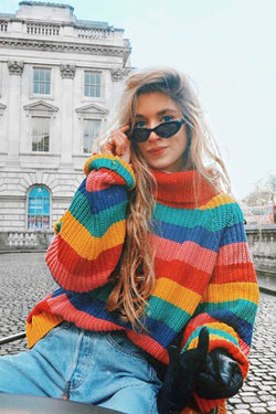 Only Love High Neck Sweater