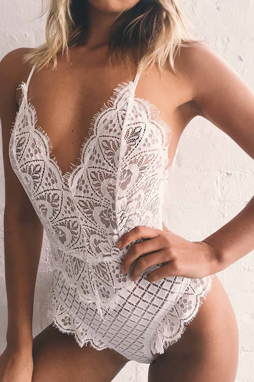 My Darling Lace Bodysuit