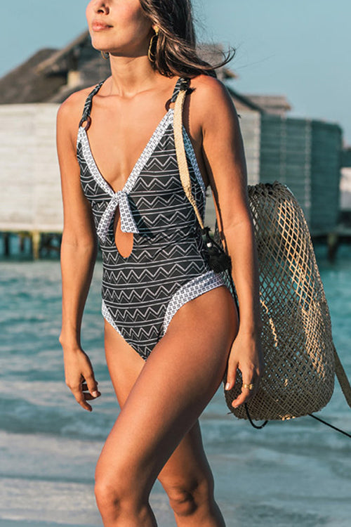 Sunny Sensation One-piece Swimsuit