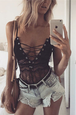 Style and Slay Lace Bodysuit