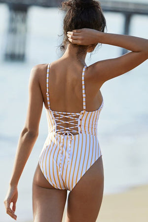 Vacation Vim One-piece Swimsuit