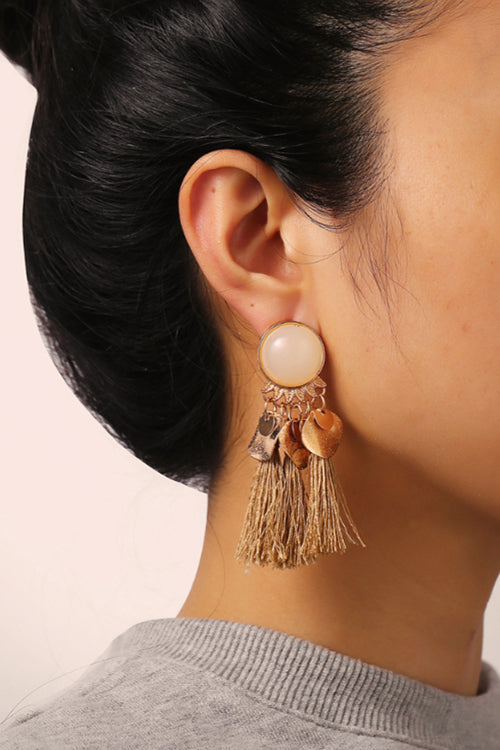 Royal Ways Tassel Earrings