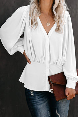 Picture-Perfect Moment Chiffon Shirt