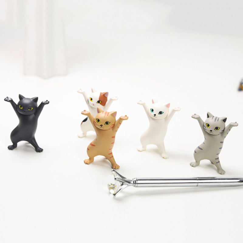 Dancing Cats Holder(5 cats a set) - UnikWe Boutique