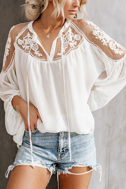 Darling Dearest Chiffon Blouse