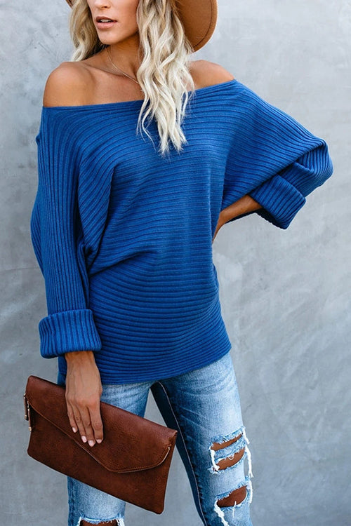 Best Yet Knit Batwing Sweater