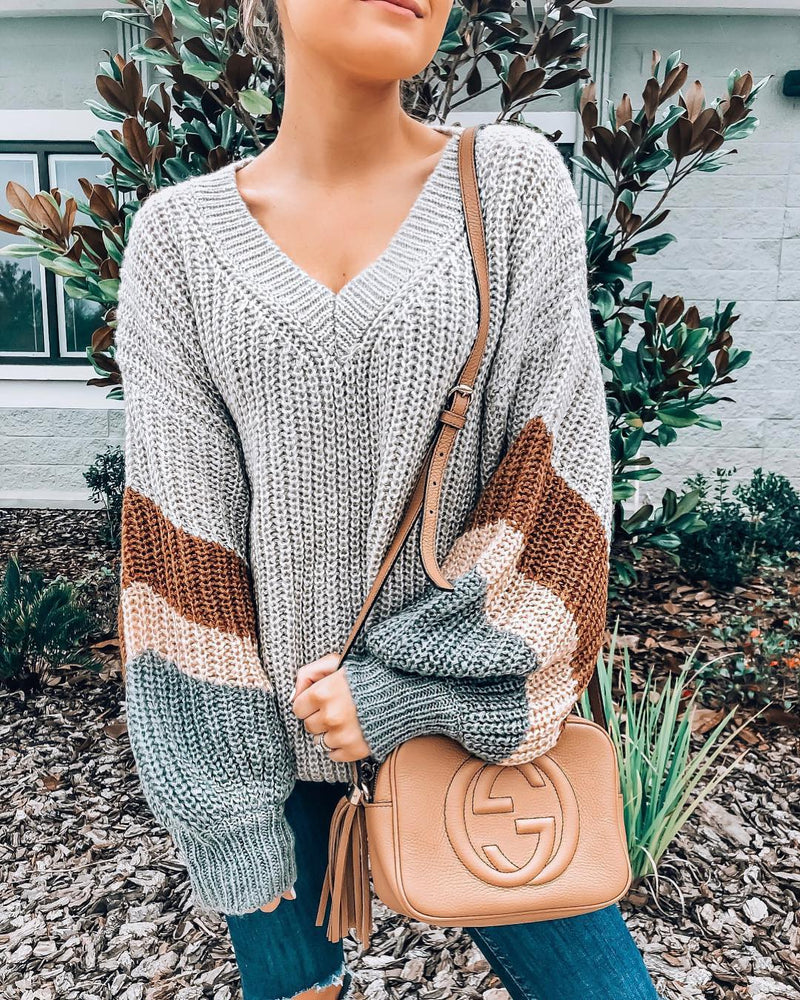 Just Your Type Puff Sleeve Sweater